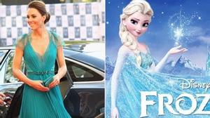 12 lần mặc đẹp như công chúa Disney của công nương Kate
