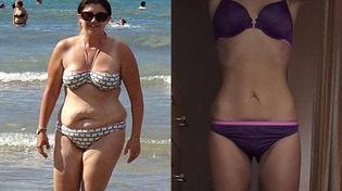 Nỗ lực giảm gần 30kg cân của nữ đầu bếp mắc bệnh béo phì ngay từ thời thơ ấu