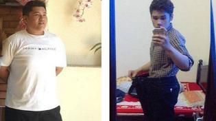 """Chàng trai giảm 50kg và tình huống """"cười ra nước mắt"""" khi gặp CSGT"""