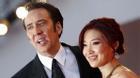 Nicolas Cage ly hôn vợ gốc Hàn sau 11 năm chung sống