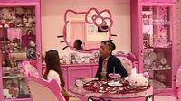 """Ngôi nhà của cô gái """"cuồng"""" Hello Kitty trông như thế này đây"""