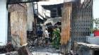 Vụ cháy 4 người chết: Đau đớn dãy quan tài xếp cạnh nhau