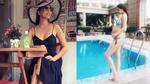 """Facebook 24h: U50 Kỳ Duyên chia sẻ bí quyết trẻ lâu - Diễm Trang khoe bụng bầu """"vượt mặt"""""""