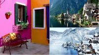 Ba thị trấn không thể bỏ lỡ trong hành trình châu Âu