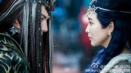 Kim Hee Sun khoe nhan sắc không tuổi khi vào vai nữ thần