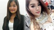 """10 sao nữ Thái lên đời nhan sắc nhờ """"đập mặt đi xây lại"""""""