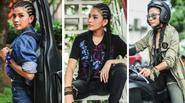 """Mỹ nhân ăn chay sexy nhất Châu Á Trương Thị May """"nổi loạn"""" xuống phố"""