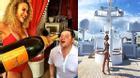 Kỳ nghỉ hè đẳng cấp của hội trai sang gái giàu thế giới
