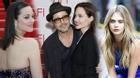 Chân dung người thứ 3 chen vào mối quan hệ Brad Pitt và Angelina Jolie