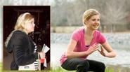 Nỗ lực phi thường của cô gái trẻ giảm hơn 45kg