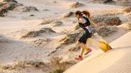 Phương pháp tập luyện của cô gái vượt 250 km sa mạc