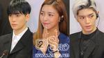 Taeyong - Jaehyun (NCT-U), Luna f(x) khoe nhan sắc rạng ngời trong buổi họp báo