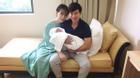 Vợ chồng Lý Hải hạnh phúc đón đứa con thứ 4 chào đời