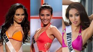 Vì sao người đẹp Việt thường thất bại tại Hoa hậu Hoàn vũ?