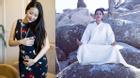 Facebook 24h: HH Ngô Phương Lan về nước dưỡng thai - Phạm Hương thanh tịnh