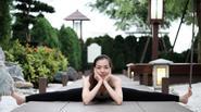 Cô gái 9x xinh đẹp chia sẻ những điều tuyệt vời có được từ sau khi tập yoga