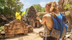 Săn Pokemon ở những địa danh nổi tiếng