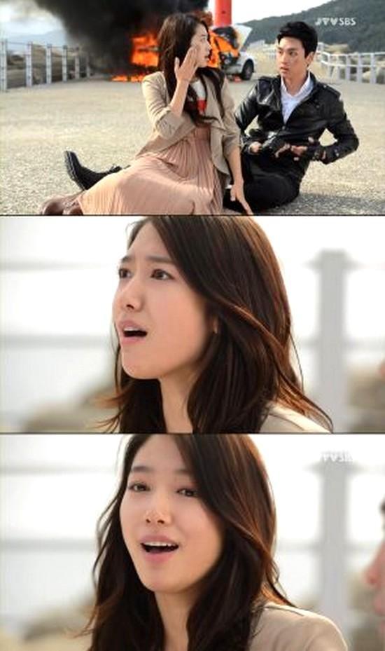 Park Shin Hye vào vai khách mời thôi, có cần phải ấn tượng thế không