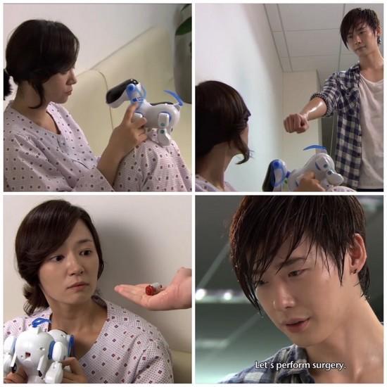 """7 khoảnh khắc """"đốn tim"""" khán giả của Lee Jong Suk  - Ảnh 6."""