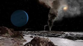 Ánh sáng Mặt Trời trên các hành tinh khác trông như thế nào?