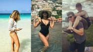 20 bức ảnh Sao đăng trên Instagram khiến mùa hè mát dịu