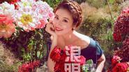 Lâm Tâm Như đẹp tựa nữ hoàng giữa ngàn hoa, bật mí tổ chức đám cưới 2 lần