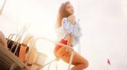 """""""Nữ hoàng sexy"""" HyunA tiết lộ hình ảnh siêu gợi cảm cho lần trở lại"""