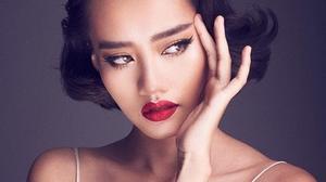 Vừa bị Phạm Hương loại khỏi The Face, Kim Chi thi Siêu mẫu Thế giới 2016