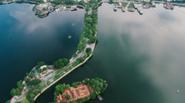 Cùng ngắm nhìn vẻ tươi đẹp của Việt Nam từ trên cao