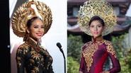 Quốc phục Việt thi quốc tế: Có nhất thiết phải là Áo dài?