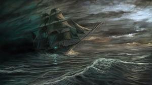 Bí ẩn xoay quanh câu chuyện về những con tàu ma nổi tiếng lịch sử
