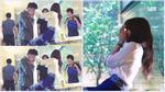 """""""Ngã ngửa"""" với phản ứng của Kim Rae Won sau khi hôn Park Shin Hye trong hậu trường"""