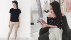 Facebook 24h: Thu Thảo khoe vai trần gợi cảm - Hà Tăng hút mắt với style trẻ trung