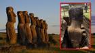 Giải mã bí ẩn tượng đầu người trên đảo Phục Sinh