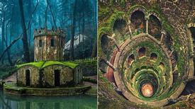 Lặng người với vẻ đẹp huyền bí của những kiến trúc bị bỏ hoang