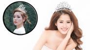 """""""Vượt mặt"""" Kỳ Duyên, Hoa khôi Nam Em dự thi Hoa hậu Trái đất 2016"""