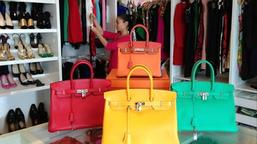 Nhìn lại 10 chiếc túi Hermes của Thu Minh giữa tâm bão bị tố lừa đảo, siết nợ tận nhà