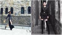 The Face tập 7: Hà Hồ - Phạm Hương quyền lực trong trang phục all black