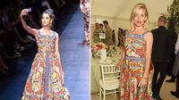 Mỹ nhân Hollywood biến tấu thời trang từ sàn catwalk
