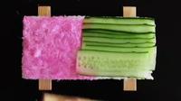 """Ăn Sushi vô cùng phong cách kiểu """"tất cả trong một"""""""