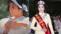 Ảnh hiếm của Hoa hậu từng yêu Phước Sang say đắm