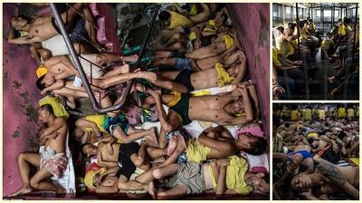 Khung cảnh khủng khiếp bên trong nhà tù khét tiếng bậc nhất Philippines