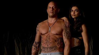 Bom tấn mới của Vin Diesel gây sốt hừng hực trên mạng