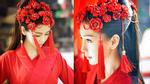 Vắng Huỳnh Hiểu Minh, Angela Baby vẫn đẹp hút hồn khi mặc váy cưới