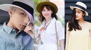 Đây chính là chiếc mũ mà từ Hà Tăng, Thu Thảo đến Sơn Tùng đều 'kết model'