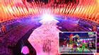 Pháo hoa, kỹ xảo ánh sáng rực rỡ đêm khai mạc Olympics Rio