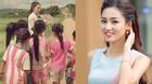 HHVN 2016: Em gái Á hậu Trà My bị nhắc nhở vì chưa thấu hiểu trẻ em miền núi