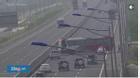 Phạt tài xế ôtô chạy ngược chiều trên cao tốc 7,5 triệu đồng