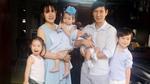 Ngưỡng mộ cặp vợ chồng Lý Hải - Minh Hà đủ nếp tẻ sinh 4 con trong 6 năm liên tiếp
