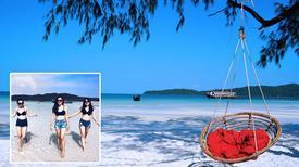 Thiên đường có thật ở Koh Rong Samloem